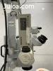 Camara sony y codo adaptador para microscopio Carl Zeiss
