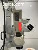 Codo y cámara Sony para microscopio carl zeiss