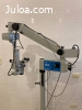 Microscopio Carl Zeiss MDO estativo S5 con XY